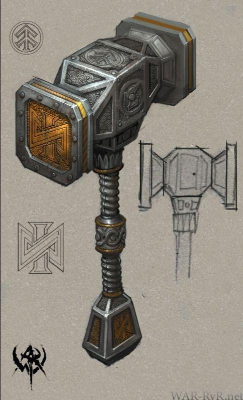 1000+ ideas about War Hammer on Pinterest | Swords, Battle Axe and ...