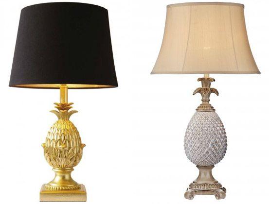 lamps brass foter pineapple explore lamp