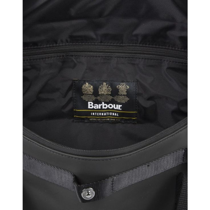 john-andy.com | Barbour Rubberised Duffle Τσάντα