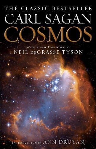 Cosmos by Carl Sagan.  Cosmos was the first science TV blockbuster, and Carl Sagan was its (human) star. By the time of Sagan's death in 1996, the series had been seen by half a billion people; Sagan was perhaps the best-known scientist on the planet. Explaining how the series came about, Sagan recalled: I was positive from my own experience that an enormous global interest exists in the exploration of the planets and in many kindred scientific topics--the origin of life, Earth, Cosmos...