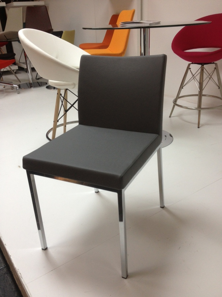 Contemporary Gray Dining Room Chair | Furniture Toronto