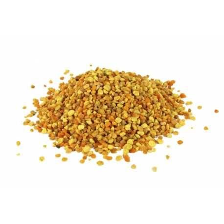 Η πιο πλήρης φυσική τροφή! - Βιολογική φρέσκια γύρη ανθέων - Organic raw bee pollen