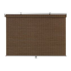 """IKEA - BUSKTOFFEL, Roller blind, 36x76 ¾ """", , The blind is cordless for increased child safety."""