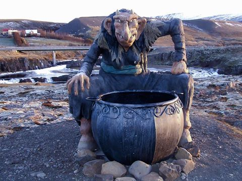 Don't miss to visit the Troll Garden at Fossatun!   #SummerVacation #Vacation #TrollGarden #Fossatun #Iceland #Travel #Tour #BucketList #Expedition #Adventure #RoadTrip #SelfDrive