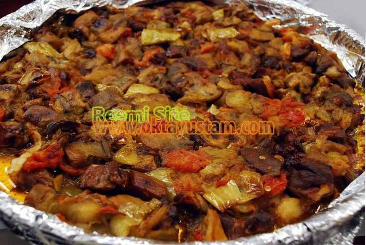 Fırında Patlıcan Tava Malatya Mutfağı