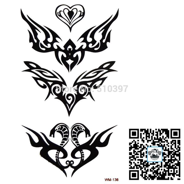 Aliexpress Com Buy Waterproof Temporary Tattoo Sticker