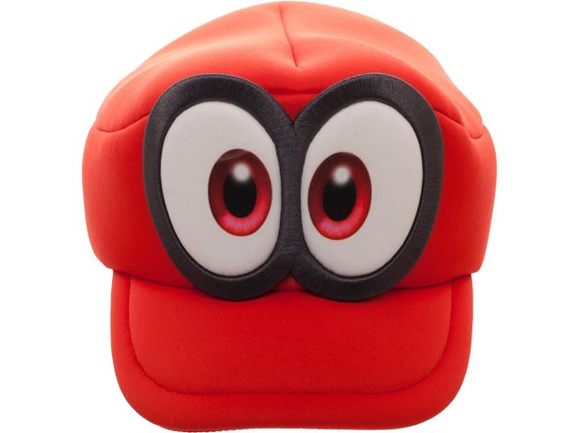 Cappy Hat Available on Nintendo Store for $19.99 USD