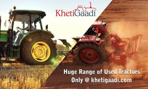 For some, buying a used tractor makes more sense than indulge on a new vehicle. But, make sure that you know how to make a smart purchase.  With huge variety of used and old tractors listed for sale, ‪#‎KhetiGaadi‬ is India's largest source of used tractors in India. Find a second hand tractor or list your tractor for sale. Visit: http://khetigaadi.com/buy-used-tractor.php