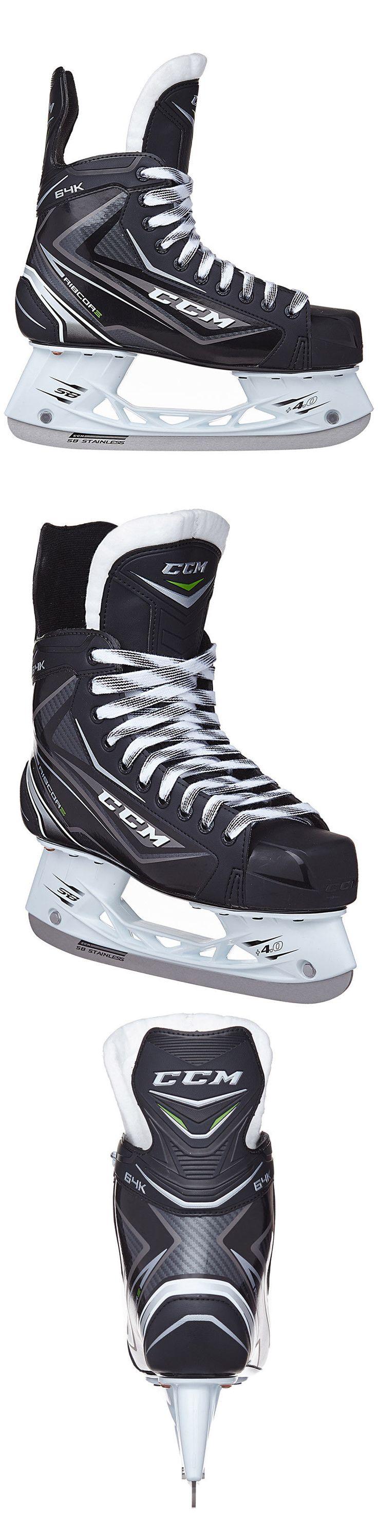 Men 26345: Ccm Ribcor 64K Ice Hockey Skates - Senior (Brand New) -> BUY IT NOW ONLY: $180 on eBay!