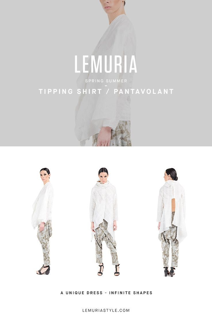 #woman #clothing #multifunctional #dress #italy #brand #designclothing #design #italianbrand #boutique #cotton #jersey #lemuria #ss16 #collection #dress #overall #convertible #convertibledress #lemuria #lemuriaclothing #lemuriastyle