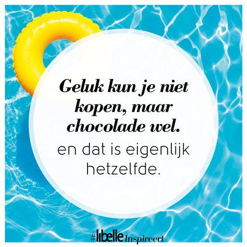 5 quotes over onze favoriete zoetigheid: chocolade
