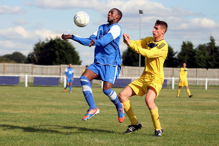 Feltham FC V Epsom 2011