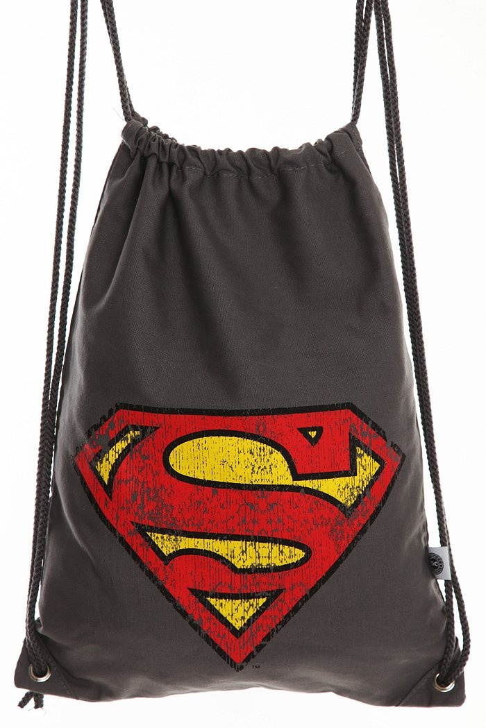 Superman bag!