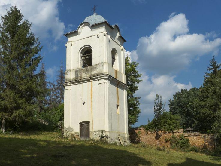 """Turn clopotniță, Mănăstirea """"Sf. Nicolae"""" Coșula (sf. sec. XVIII),  Coșula 1"""