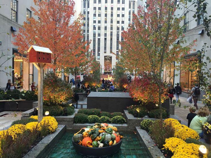 Rockefeller Plaza, NY