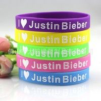 Wish | Justin Bieber wristbands