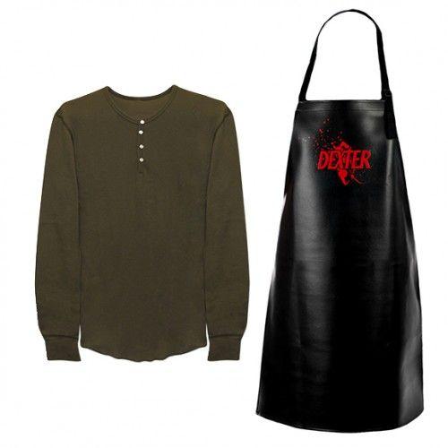 Dexter Kill Uniform + Apron Set
