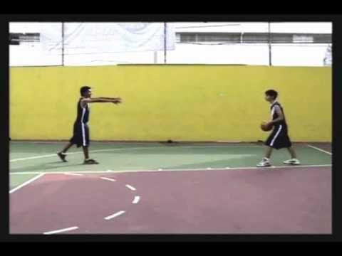 Fundamentos técnicos del basquetbol - YouTube