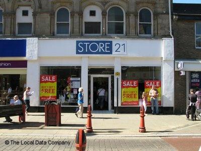 Store 21