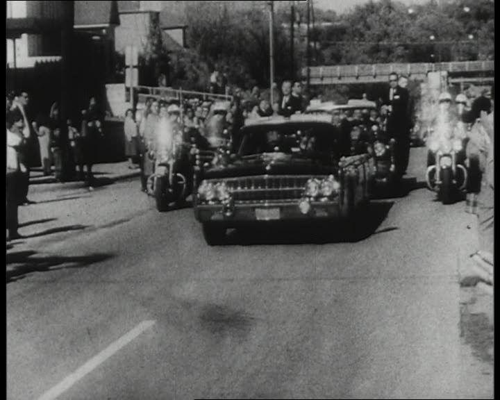 JFK was assassinated on 22 November 1963. View the Pathe News film here: http://www.britishpathe.com/video/president-assassinated