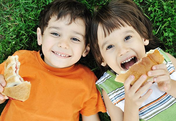 What should my preschooler eat?