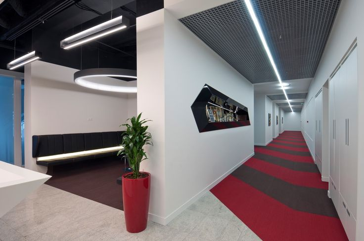 Mitsubishi Motors Office. Moscow
