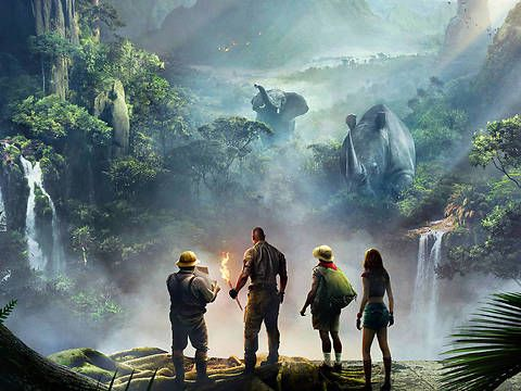"Watch Jumanji: Welcome to the Jungle Full Movies Online Free HD<br><a href=""http://bit.ly/2yV9cfM"" rel=nofollow target=_blank>http://bit.ly/2yV9cfM</a><br><br>Jumanji: Welcome to the Jungle Off Genre : Action, Adventure, Family<br>Stars : Dwayne Johnson, Jack Black, Kevin Hart, Karen Gillan, Nick Jonas, Rhys Darby<br>Release : 2017-12-20<br>Runtime : 0 min.<br><br>Production : Radar Pictures Inc.<br><br>Movie Synopsis:<br>The tables are turned as four teenagers are sucked into Jumanji's…"