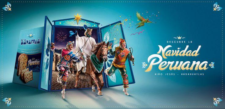 Peruvian Christmas on Behance