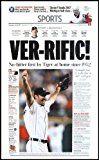 Justin Verlander Detroit Tigers Posters