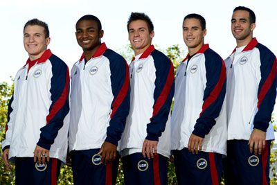 Sadly the team did NOT medal. With youth experience blossoms. Believe in what lies ahead.: Olympic Team, Jake Dalton, Mens Gymnastics, Olympics 2012, 2012 Olympic, Gymnastics Team, Team Usa