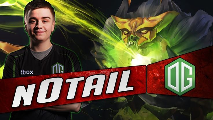 OG.N0tail - Pugna Dota 2 Pro Gameplay | N0tail Perspective Dota2