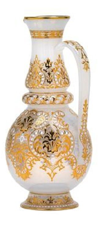 J. & L. Lobmeyr, design following Moritz Knab around 1885