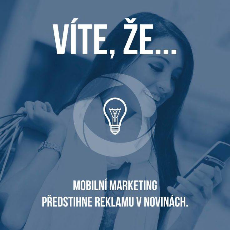 Podle agentury ZenithOptimedia předstihne v roce 2016 mobilní marketing příjmy z reklamy v novinách. Tržní podíl na celkových výdajích na reklamu v mobilních zařízeních má tvořit 12,4%, zatímco podíl reklamy v novinách bude představovat 11,9%.  www.sabanero.cz