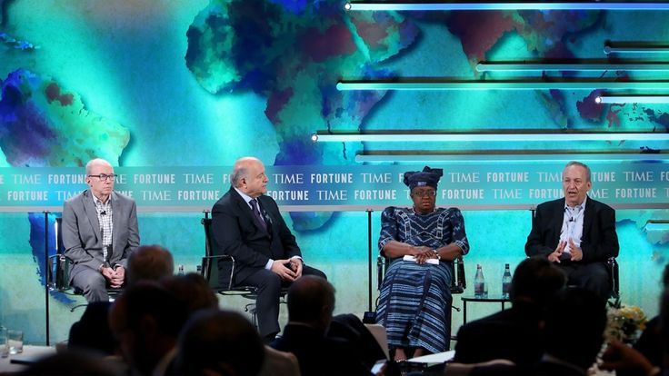 (adsbygoogle = window.adsbygoogle    []).push();           (adsbygoogle = window.adsbygoogle    []).push();  Former U.S. Treasury Secretary Lawrence Summers, Nigeria's former finance chief Ngozi Okonjo-Iweala and the president of the Institute for Liberty and Democracy...