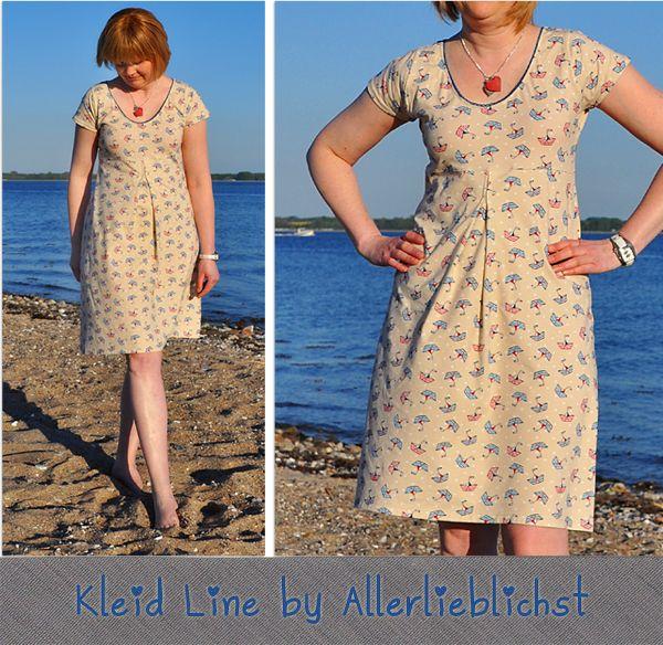 Sommerkleid Line by #Allerlieblichst