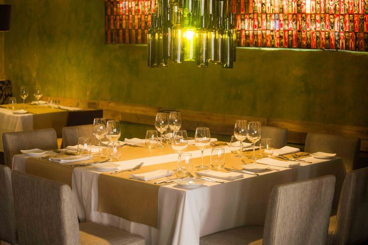 ¡En #Restaurante #Bar #ElSantisimo vive una experiencia inolvidable!