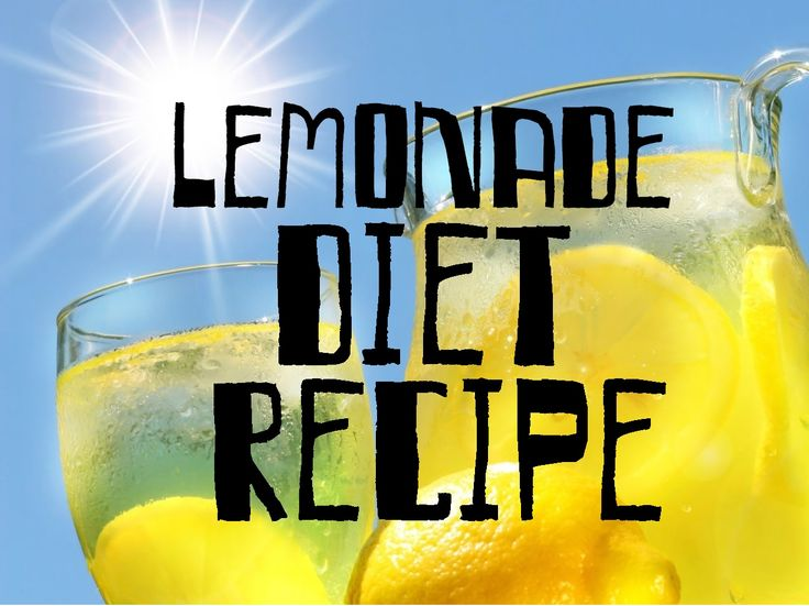 Find our secret Lemonade Recipe and share it with your friends! http://www.workout-tools.com/lemonade-diet/