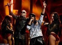 Presentación De Yandel Y Lil Jon En Latin American Music Awards 2015 #Video