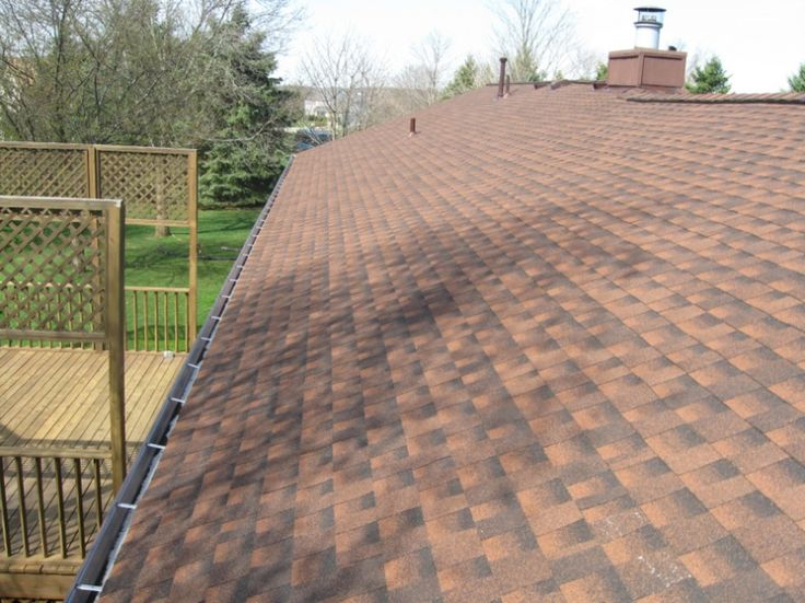 Architectural shingles have a much heavier mat base than regular asphalt shingles.Here is how to install them.