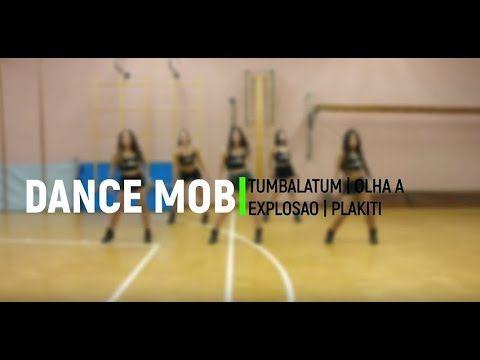 Tumbalatum - Olha a explosão - Plakiti MIX | ZUMBA FITNESS | DANCE MOB®