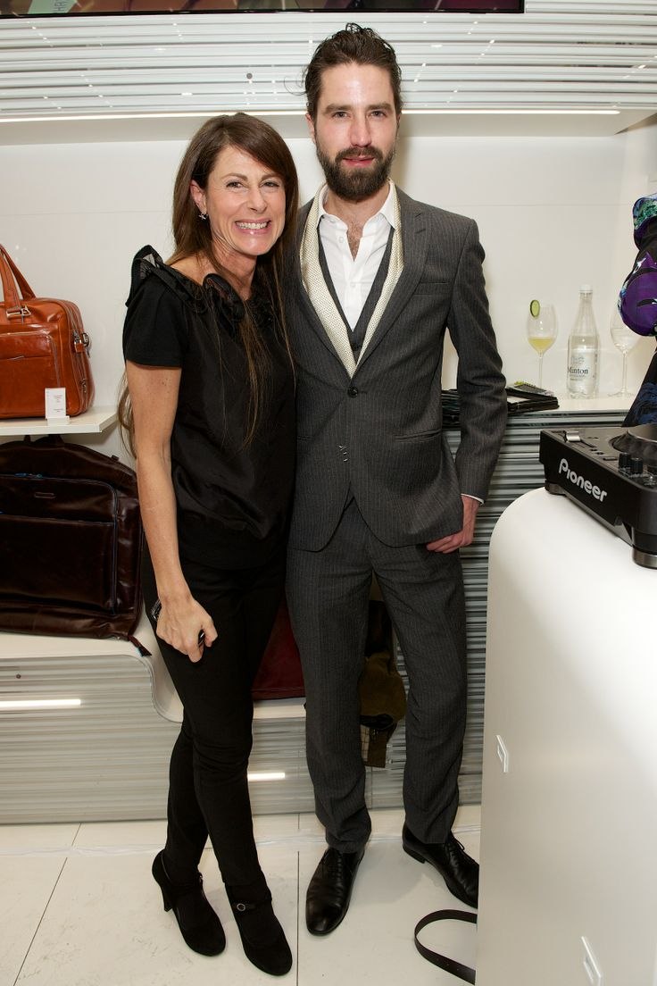 Piquadro PR Manager with Jack Guinness