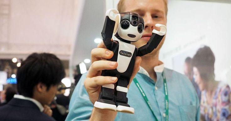 Only in Japan: the robot that's a smartphone that's a robot #Japan, #Smartphone, #Tech
