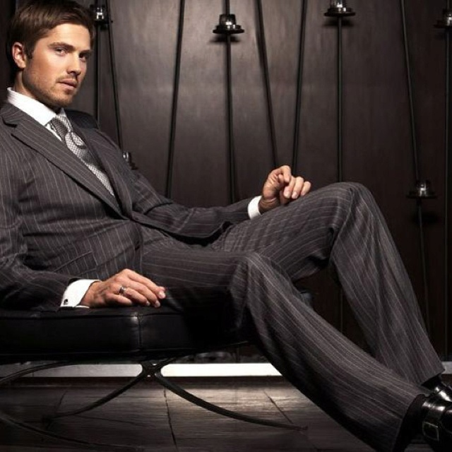 Eric Winters, my Christian Grey ! Just who I think should play the role!!