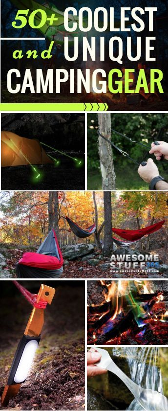 Scouring for the perfect gift for your camper buddies this holiday? Search no more. Check this list for the coolest and unique #camping gears ⛺️ ⬆⬆