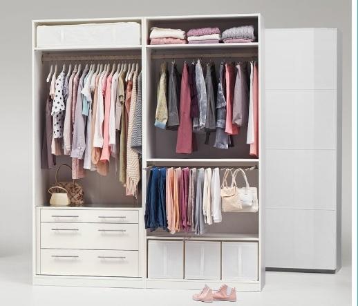 Want a new closet