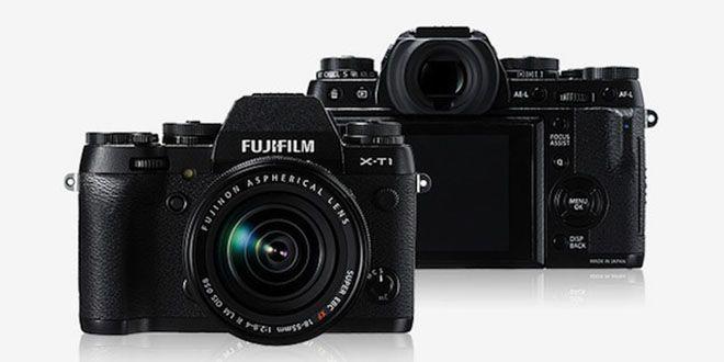 Fujifilm X-T1 Kamera Retro Tahan Cuaca