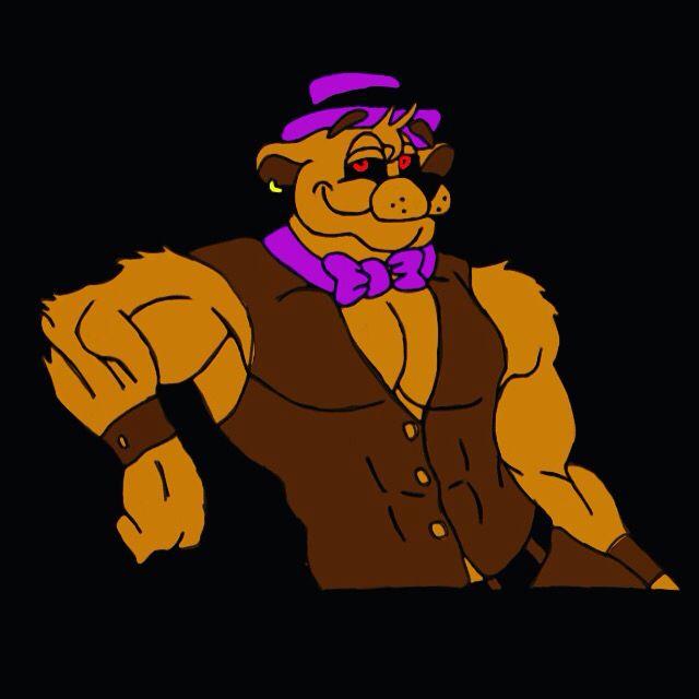 Lookn sexy Mr. FredBear | Five Nights at Freddys