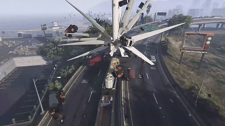 There's Never a Dull Moment In GTA V - Download It To Your PC For $36