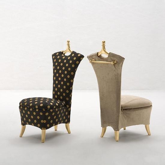 small bedroom chair - interior design