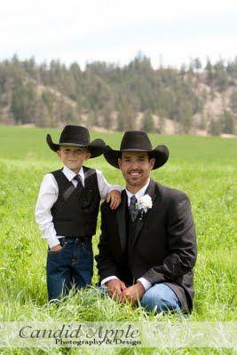 country western wedding www.candidapple.ca